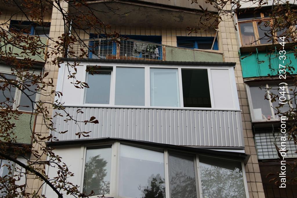 Балконы под ключ Бровары