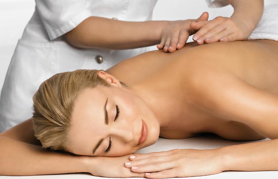 Как сделать лечебный массаж спины 29